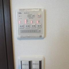 浴室乾燥機 追加で設置してあります。(別途工事代が発生します。)