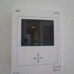 テレビモニターインターホン(標準)