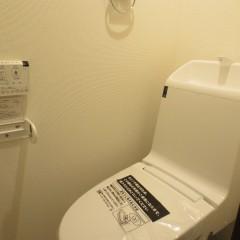 トイレ(ウォシュレットは別途工事料が発生します。)