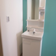 独立洗面台(別途工事料が発生します。)