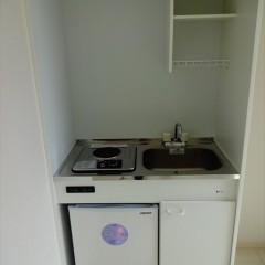 キッチン(ミニ冷蔵庫付き)