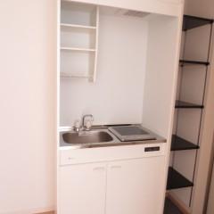 キッチン (IHコンロは別途工事代金が発生します。)