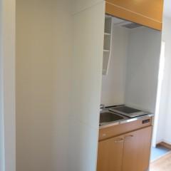 キッチン(カラー扉・IHコンロは別途工事代金が発生します。)