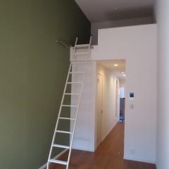室内4 (アクセントクロスは別途工事代金が発生します。)