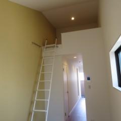 室内1 (アクセントクロスは別途工事代金が発生します。)