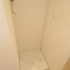 洗濯機置場(防水パン付)