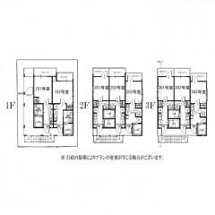 建物参考プラン(全体)