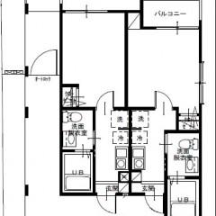 建物参考プラン(1階)