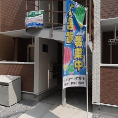 管理看板・入居者募集旗