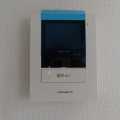 TVモニター付きインターホン(室内モニター)