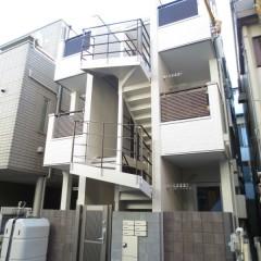 外観 デザイン性の優れた設計施工となっております。