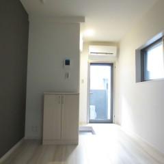 室内 採光の良く取れた設計となっています。