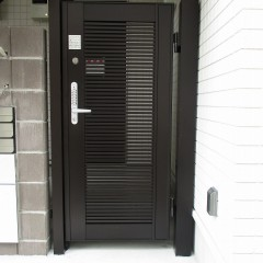 オートロック門扉