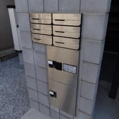 宅配BOXとポスト