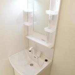 独立洗面台(施工例)